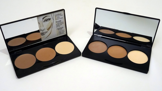 Save or Splurge - Smashbox Contour Palette vs New Look Contour Palette.png